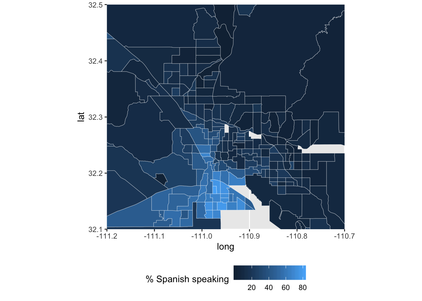 Mapping Us Census Data And Adding Twitter Posts Francojc - Us-census-data-map